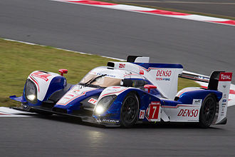 Toyota TS030 Hybrid - The No. 7 Toyota won its second race of the season at the 6 Hours of Fuji.