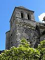 Tréguier (22) Cathédrale Saint-Tugdual Tour Hastings 02.JPG
