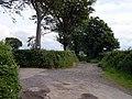 Track junction near Fronwen farm - geograph.org.uk - 1344812.jpg