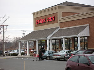 Trader Joe's next to the Hampshire Mall Hadley...