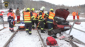 Traffic accident of car and train, Žlutice, Czech Republic 10.png