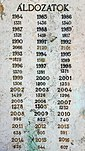 Traffic accidents victims memorial Budapest part-4.jpg