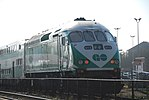 Trainspotting GO train -921 banked by MPI MP40PH-3C -613 (8123461077).jpg