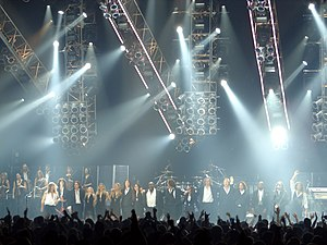 Trans-Siberian Orchestra - Trans-Siberian Orchestra performing live in November 2006