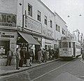 Tranvia por Santa Fe y San Martin 1956 (Rosario).jpg