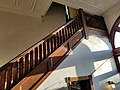 Trego County Courthouse - rear stairway 20171010 082702.jpg