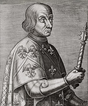 Louis II de la Trémoille - Louis II de La Trémoille in an ancient engraving.