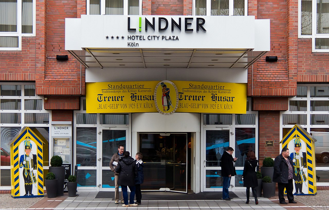Lindner Hotel Koln Rauchen