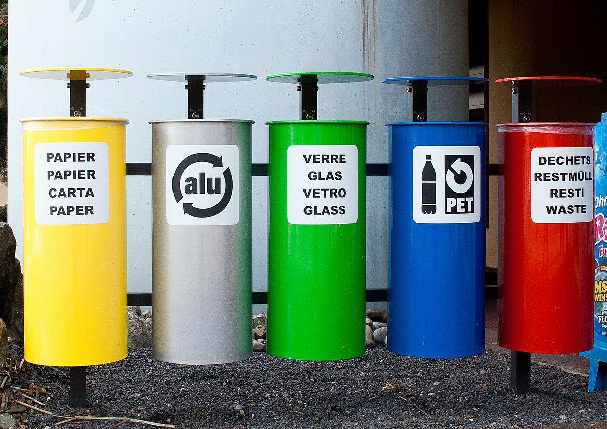 Waste Management In Switzerland Wikipedia