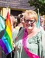 Trine Skei Grande Pride parade 2016 Oslo (135557).jpg