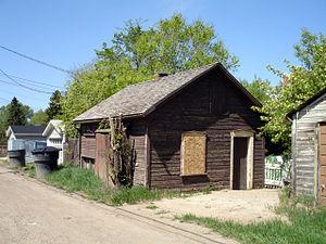 Nutana, Saskatoon - Trounce House (1883)