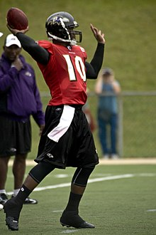 Description de l'image  Troy Smith Ravens.jpg.