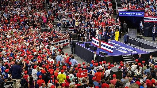 Trump re-election rally in Orlando (3)
