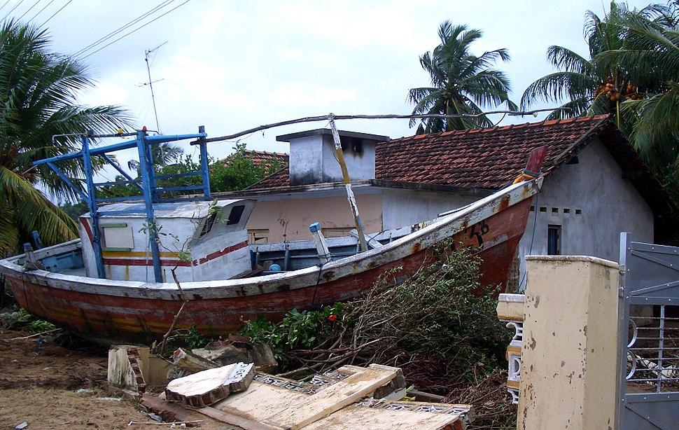 Tsunami 26-12-2004 - Kallady, Batticaloa