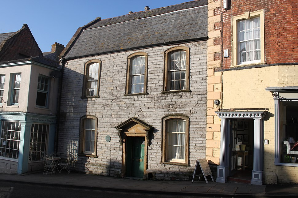 Tudor house, Langport