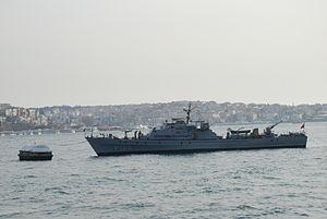 AB-25-class patrol craft - Image: Turkey Navy AB29