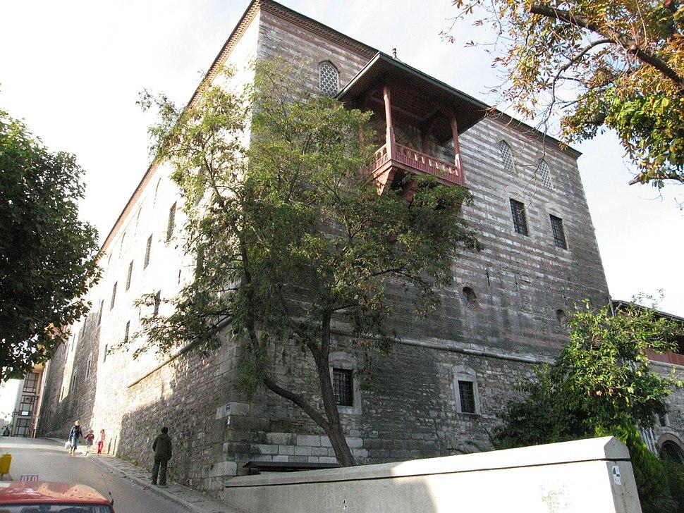 Turkish and Islamic Arts Museum 01