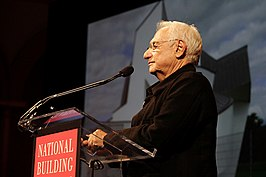 Frank Gehry in 2007