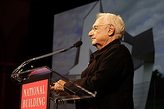 Dwight D. Eisenhower Memorial - Frank Gehry in 2007, about the time he won the memorial design competition.