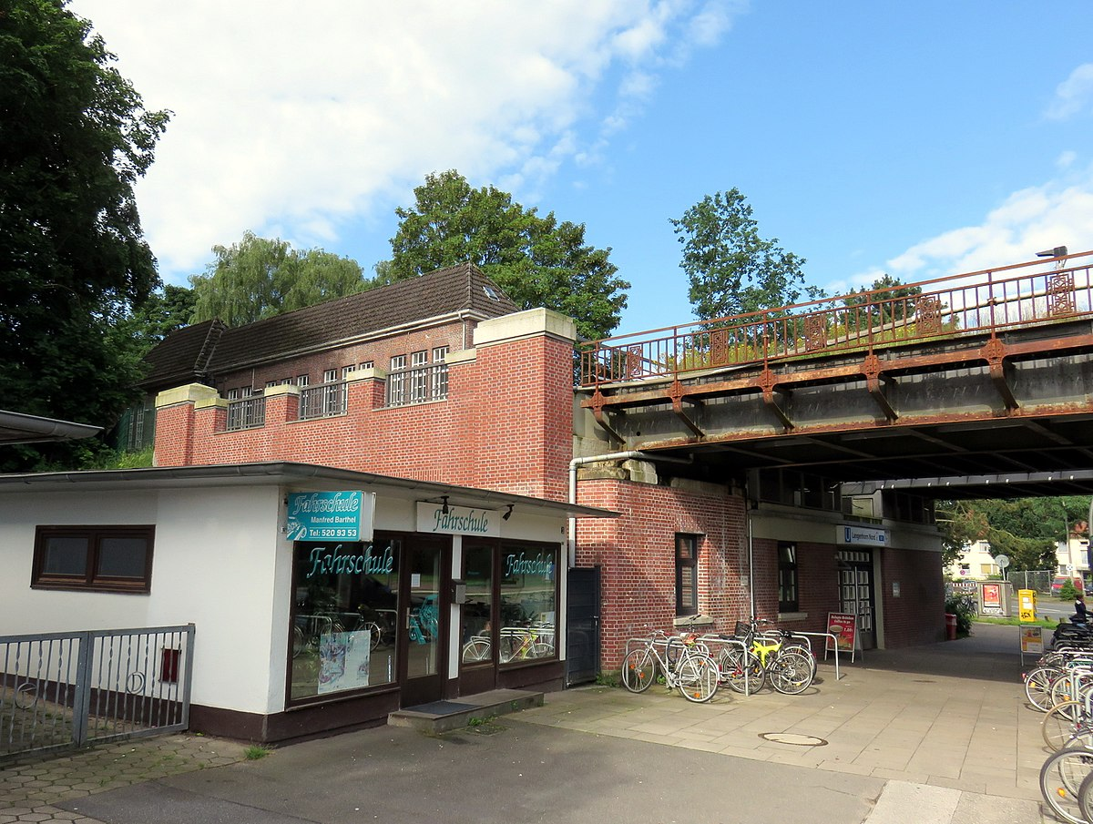 U Bahnhof Langenhorn Nord Wikipedia