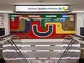 U-Bahnlinien-Mural im U-Bahnhof Berliner Straße 20170327 1.jpg