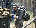 U.S. Air Force Staff Sgt practices with paintball.jpg
