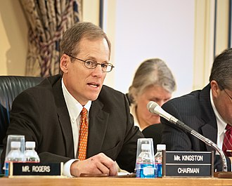 Jack Kingston - Chairman of the House Agriculture Appropriations Committee