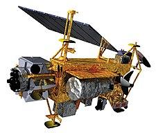 Satelit UARS yang Jatuh Ke Bumi