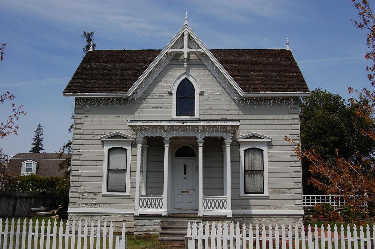 Andrew j landrum house wikipedia for Clara house