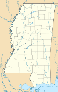 Edwards is located in Mississippi