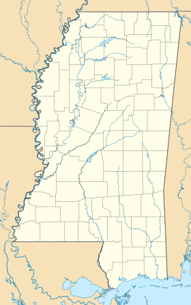 Pocahontas Mounds(22 HI 500) is located in Mississippi