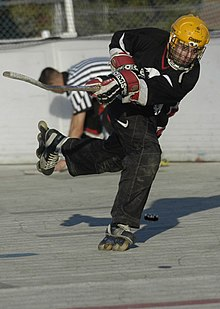 1802b19affee35 Inlinehockey beim United States Marine Corps
