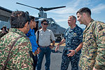 USS Bonhomme Richards welcomes Malaysian navy officials 150227-N-UF697-087.jpg