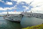 USS Bowfin - View before boarding (6157998446).jpg