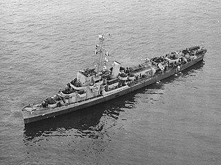 USS <i>Hill</i> (DE-141)