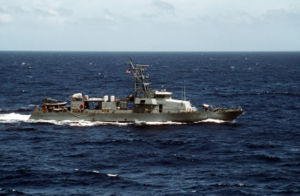 USS Hurricane (PC-3)