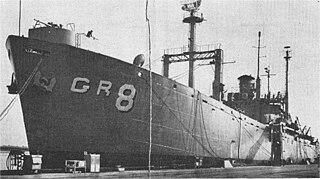 USS <i>Interceptor</i> (AGR-8)