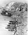 USS LST-779 USS LST-808 USS LST-788 USS LST-760 USS LST-724 USS LSM-264 Iwo Jima 25 February 1945.jpg