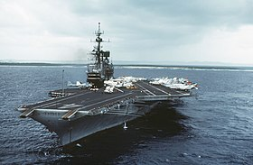 image illustrative de l'article USS Midway (CV-41)