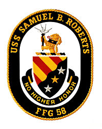 USS Samuel B. Roberts coat of arms