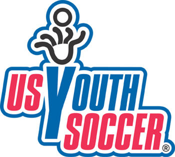 English: Official Logo of US Youth Soccer or U...