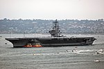 US Navy 040723-N-7878F-124 The Navy's newest and most technologically advanced aircraft carrier USS Ronald Reagan (CVN 76).jpg