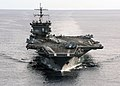 US Navy 120125-N-XO220-063 The aircraft carrier USS Enterprise (CVN 65) is underway in the Atlantic Ocean during a composite training unit exercise.jpg