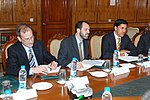 US officials Meeting with Minister of Foreign Affairs, Assistance to Pakistan Remains Strong at Islamabad on April 14, 2012 (7090545257).jpg