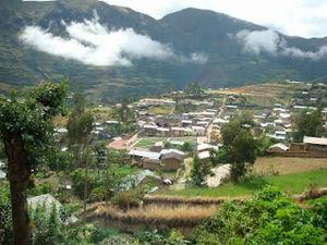 Uchumarca District - Image: Uchumarca