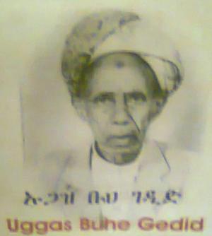 Gurgura - Uggas Buhe Gedid (Somali: Ugaas Buux). The historical ughaz (sultan) of the Gurgura clan of Somalis. One of the most notable figures of Dire Dawa.