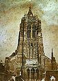 Ulm Münster 1854.jpg