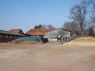 Ummern - Farm in Ummern