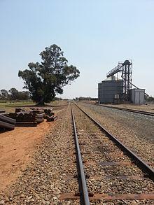 Lake Cargelligo Railway Line Wikipedia