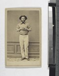 Unidentified cricket player (NYPL b13537024-55901).tiff